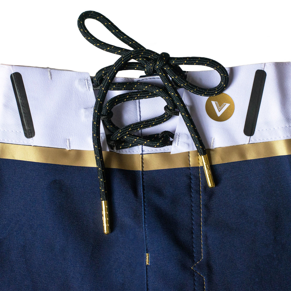 VAST - SNOWCAP (NAVY) - SURF SHORTS