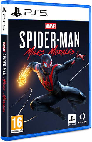 Marvel's Spider-Man: Miles Morales  (Sony Playstation 5)