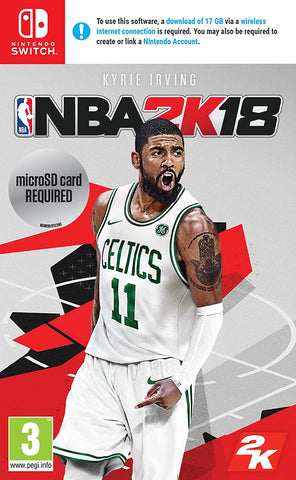 NBA 2K18 (Nintendo Switch)