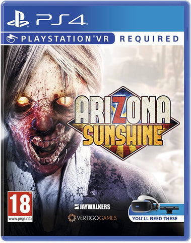 Arizona Sunshine VR (Sony PS4)