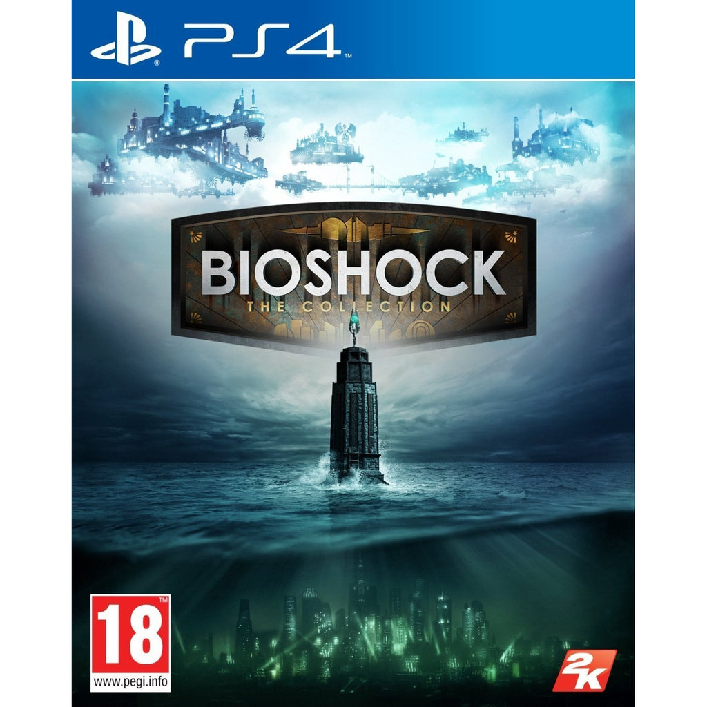 Bioshock: The Collection (Sony PS4)