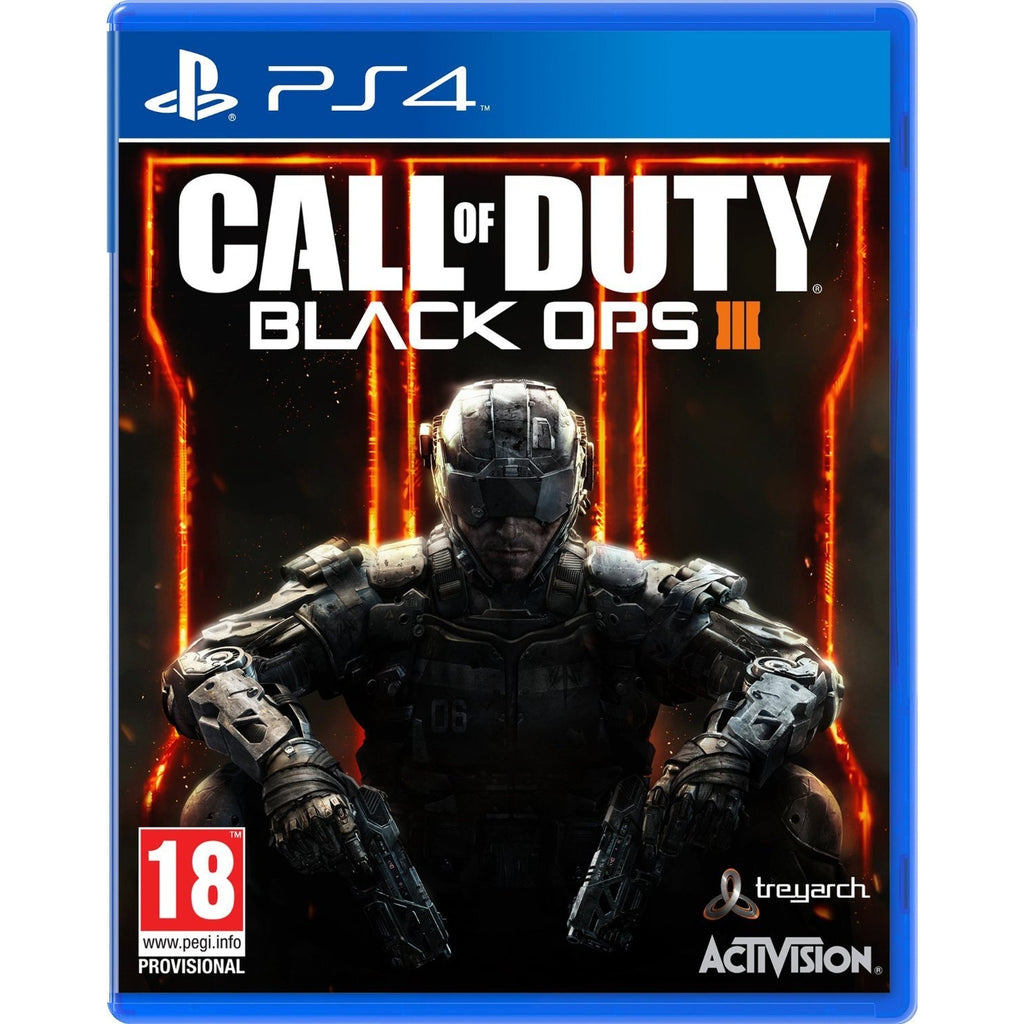 Call of Duty: Black Ops III (Sony PS4)