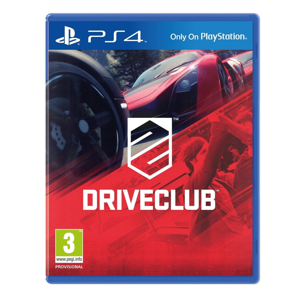 Driveclub (Sony PS4)