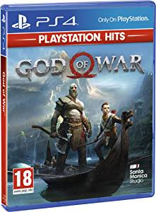 God of War (Sony PS4) Playstation Hits Edition