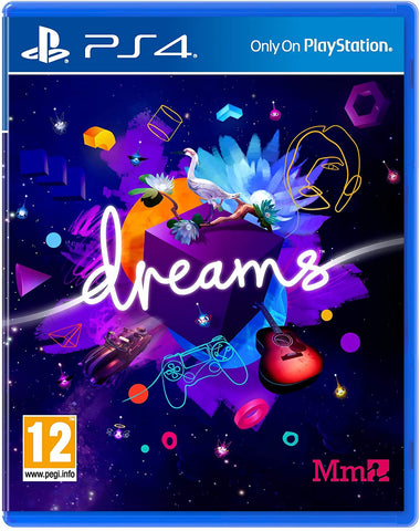 Dreams (Sony PS4)