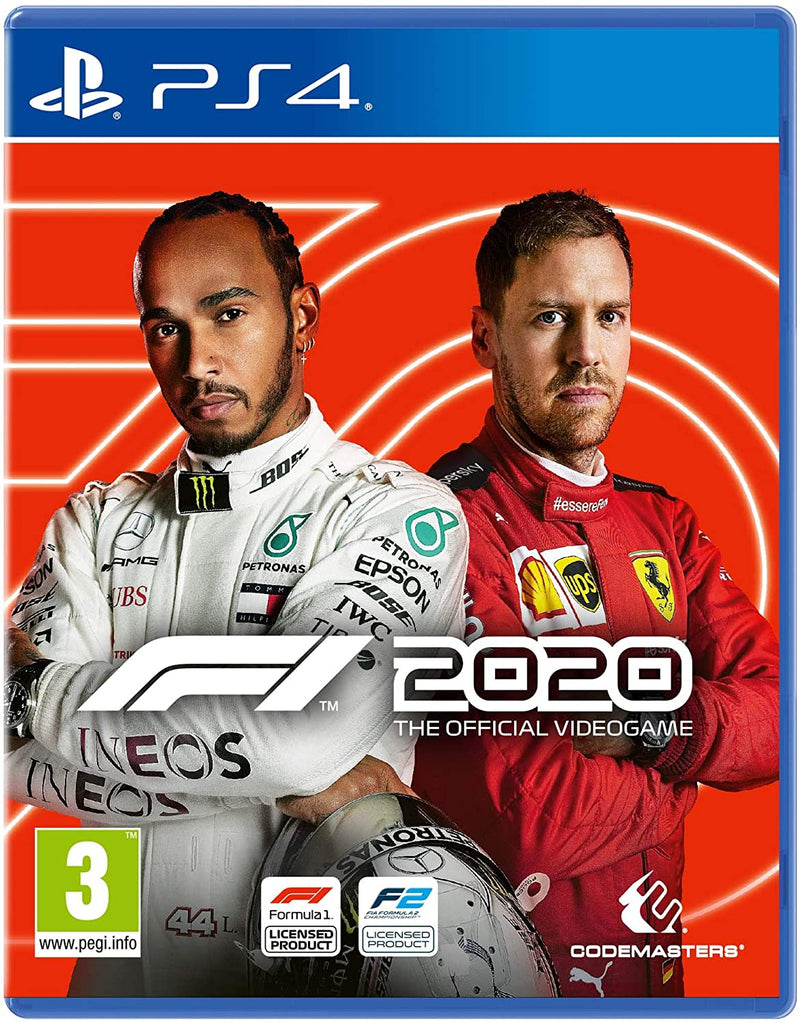 F1 2020 - Standard Edition (Sony PS4)