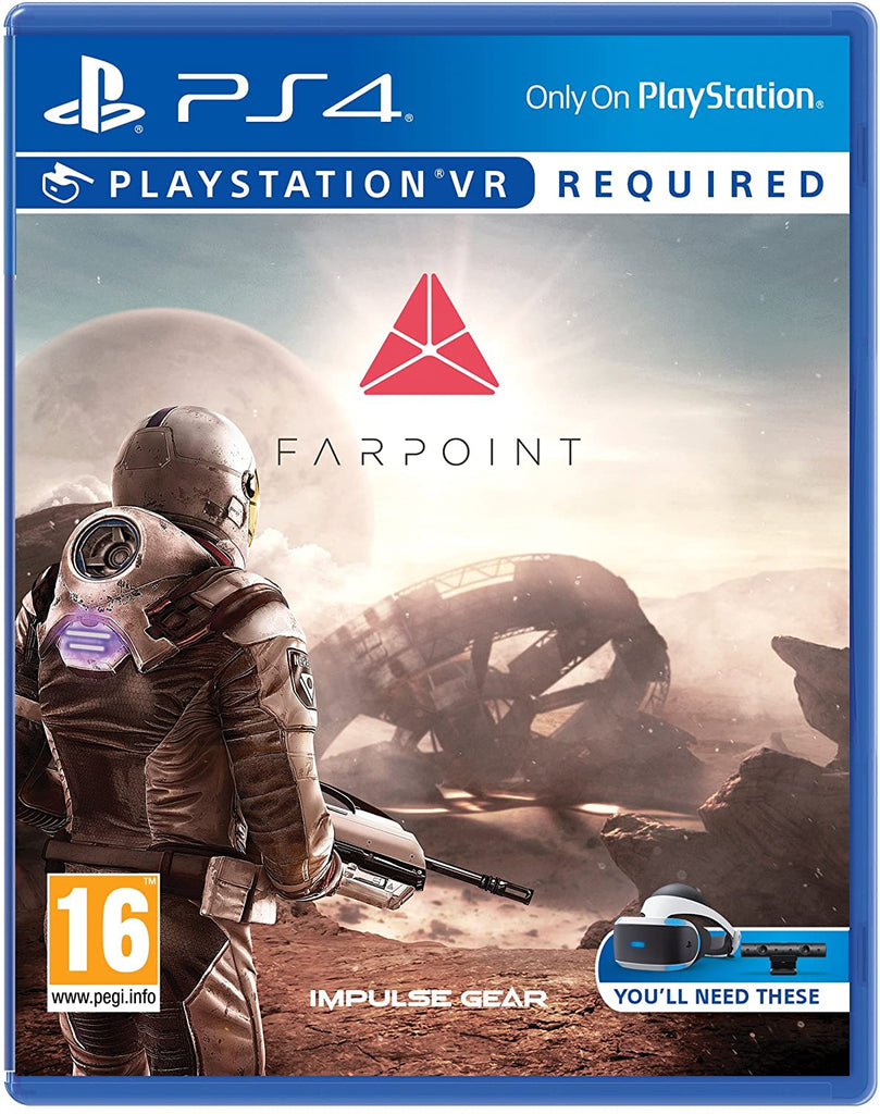 Farpoint VR (Sony PS4)