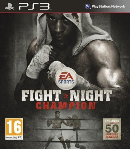 Fight Night Champion (Sony PS3)