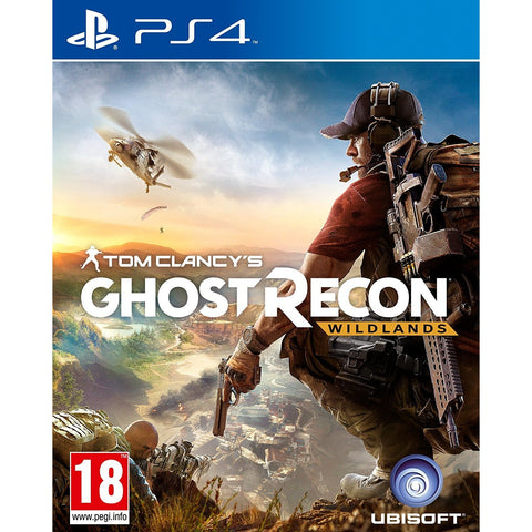 Tom Clancy's Ghost Recon: Wildlands (Sony PS4)