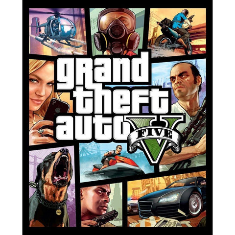 Grand Theft Auto V (Sony PS3)