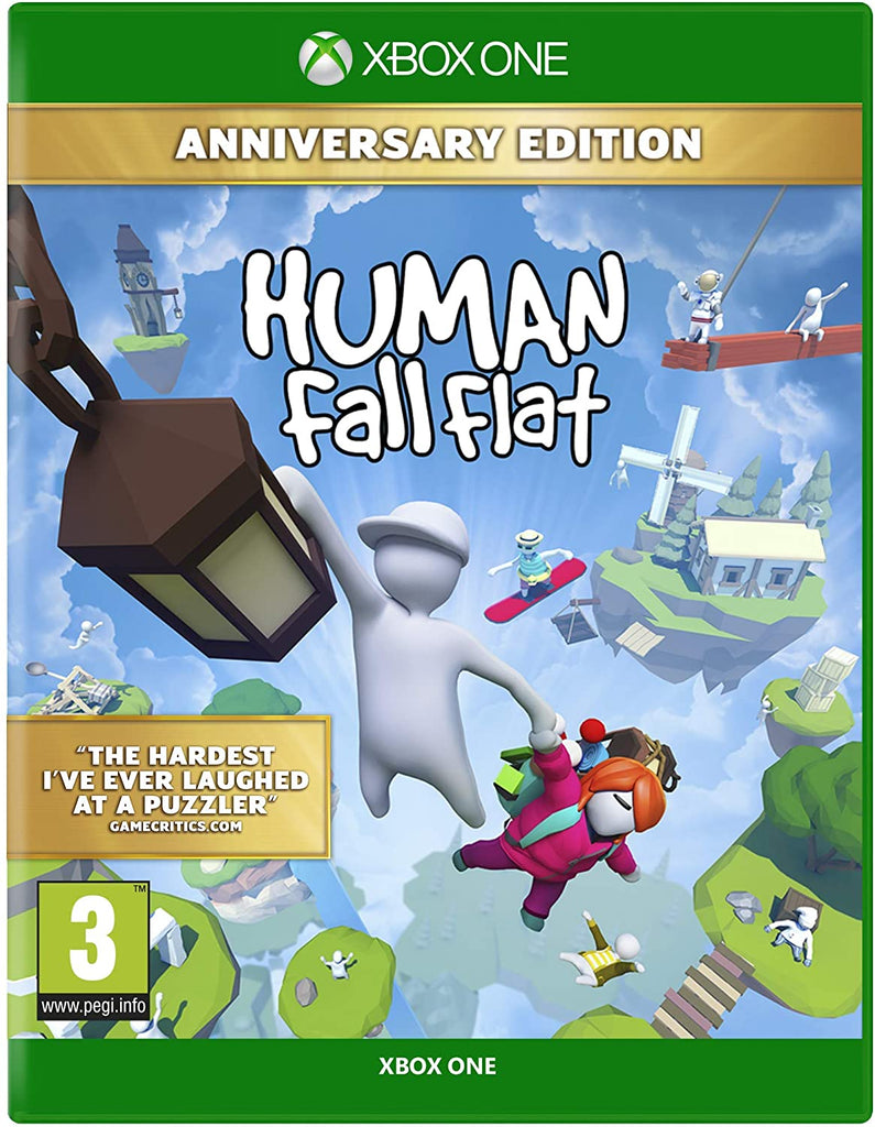 Human: Fall Flat - Anniversary Edition (Xbox One)