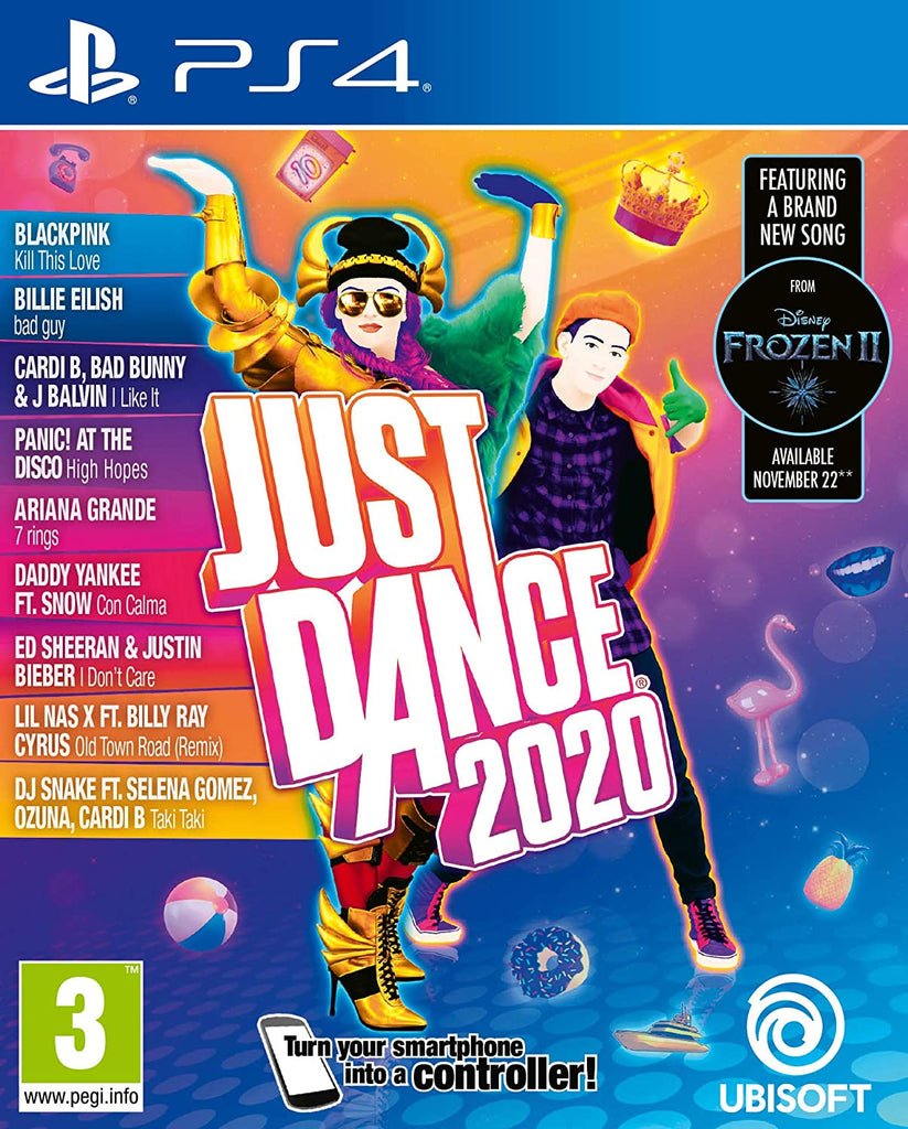 Just Dance 2020 (Sony PS4)