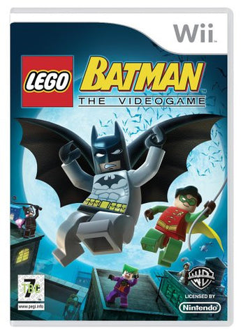 LEGO Batman: The Videogame (Nintendo Wii)