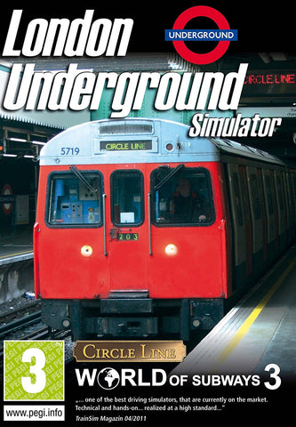 London Underground Simulator (PC)