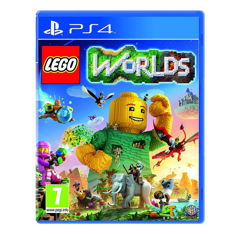 Lego Worlds (Sony PS4)