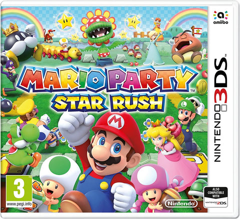 Mario Party: Star Rush (Nintendo 3DS)