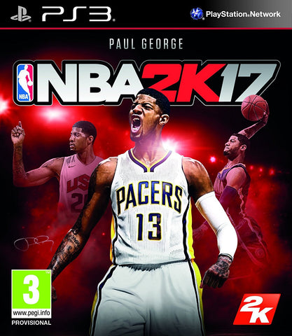 NBA 2K17 (Sony PS3)