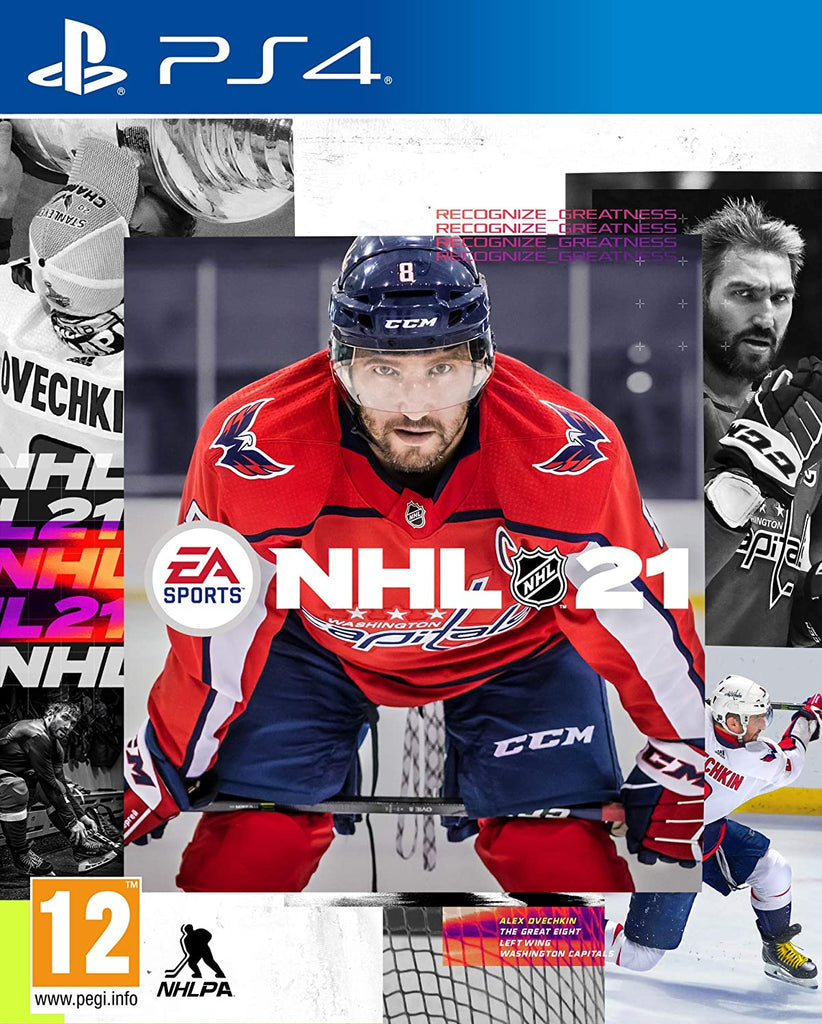 NHL 21 (Sony PS4)