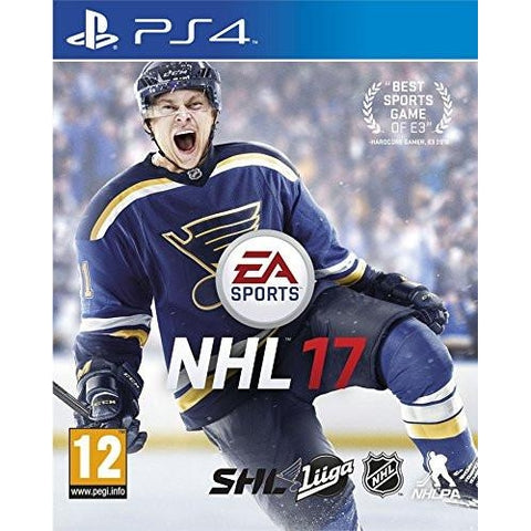 NHL 17 (Sony PS4)