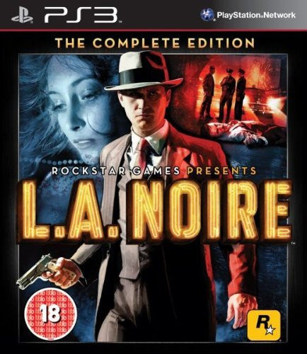 L.A. Noire - The Complete Edition (Sony PS3)