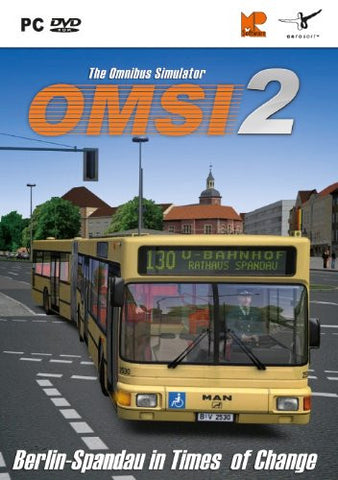 OMSI Bus Simulator 2 (PC)