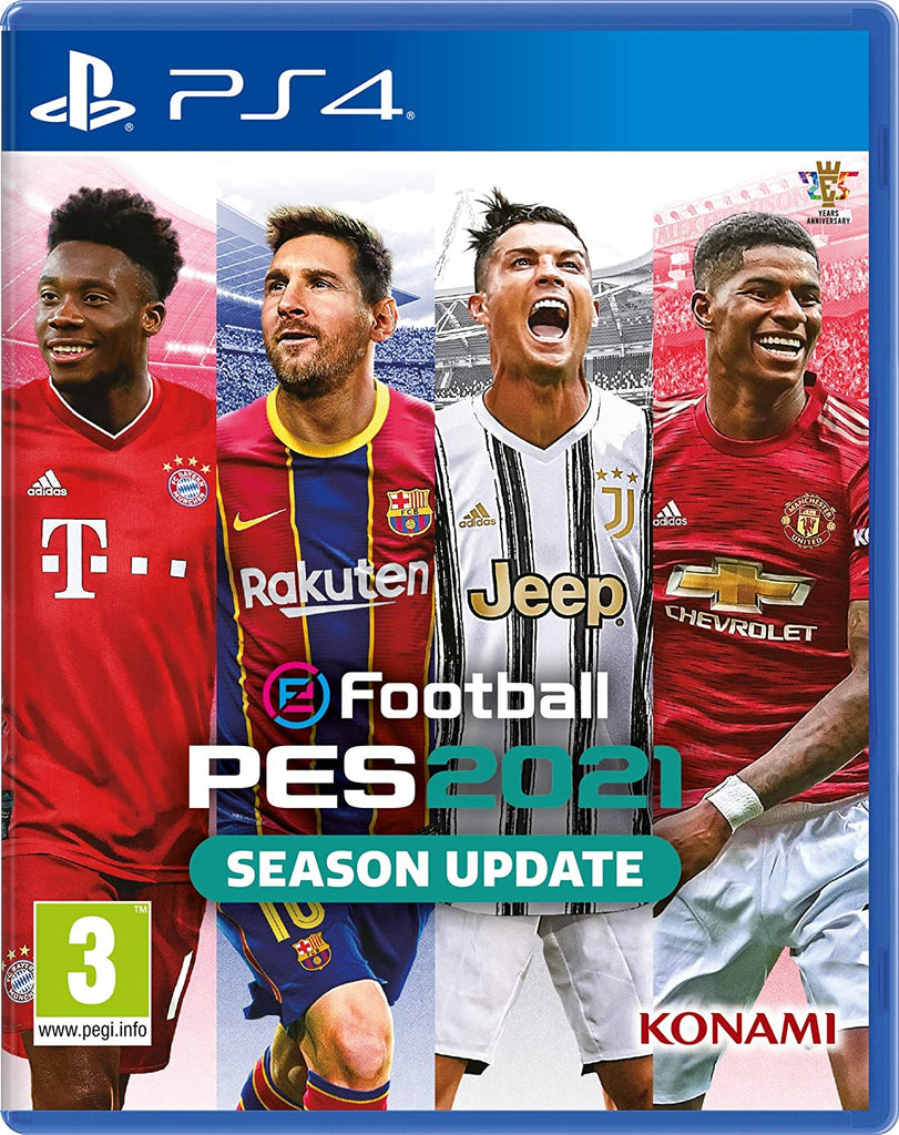 eFootball PES 2021 Season Update (Sony PS4)