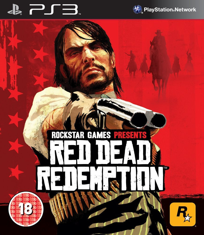 Red Dead Redemption (Sony PS3)