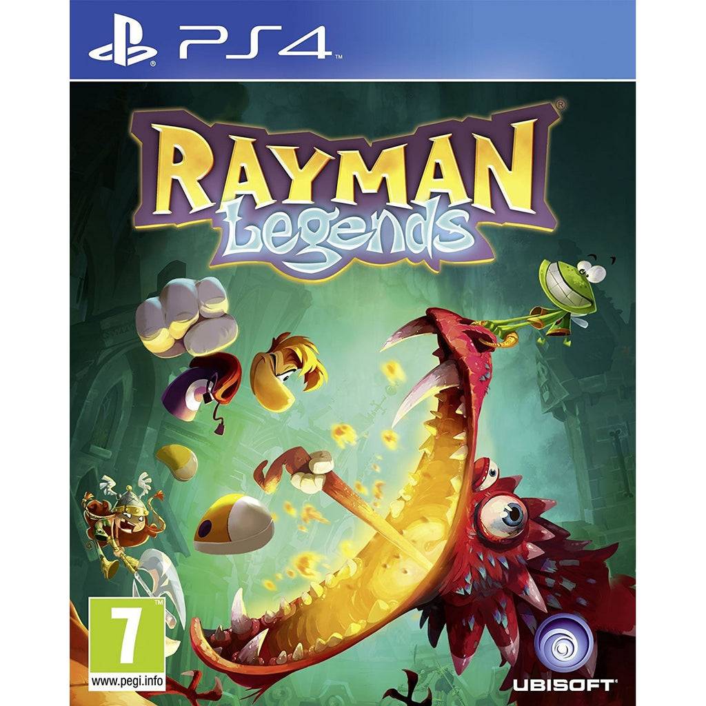 Rayman Legends (Sony PS4)