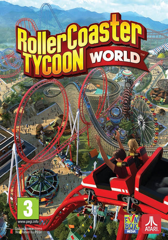 RollerCoaster Tycoon World (PC)
