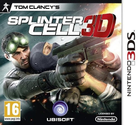 Tom Clancy's Splinter Cell (Nintendo 3DS)