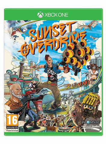 Sunset Overdrive - Import (Xbox One)