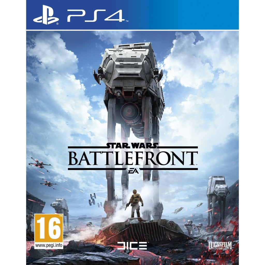 Star Wars Battlefront (Sony PS4)