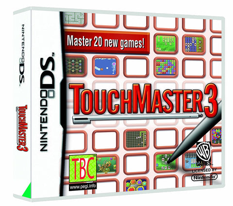 TouchMaster 3 (Nintendo DS)