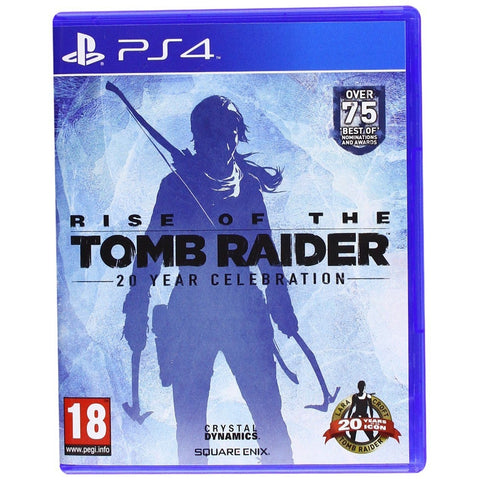 Rise of The Tomb Raider: 20 Year Celebration (Sony PS4)