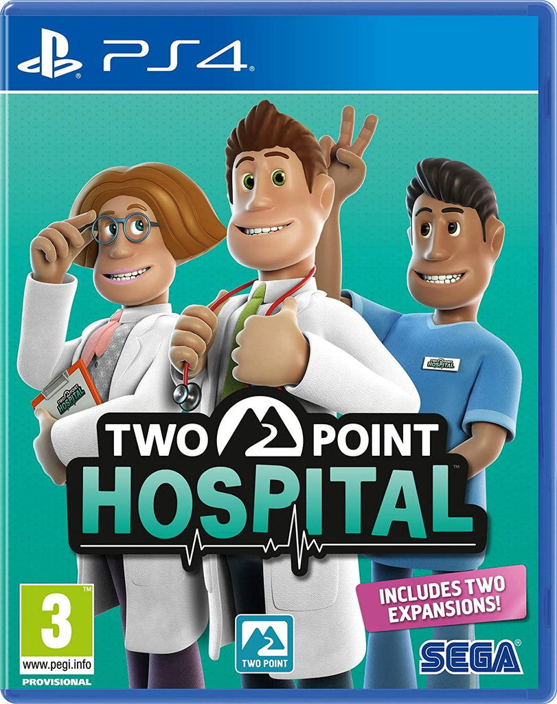Two Point Hospital (Sony PS4)