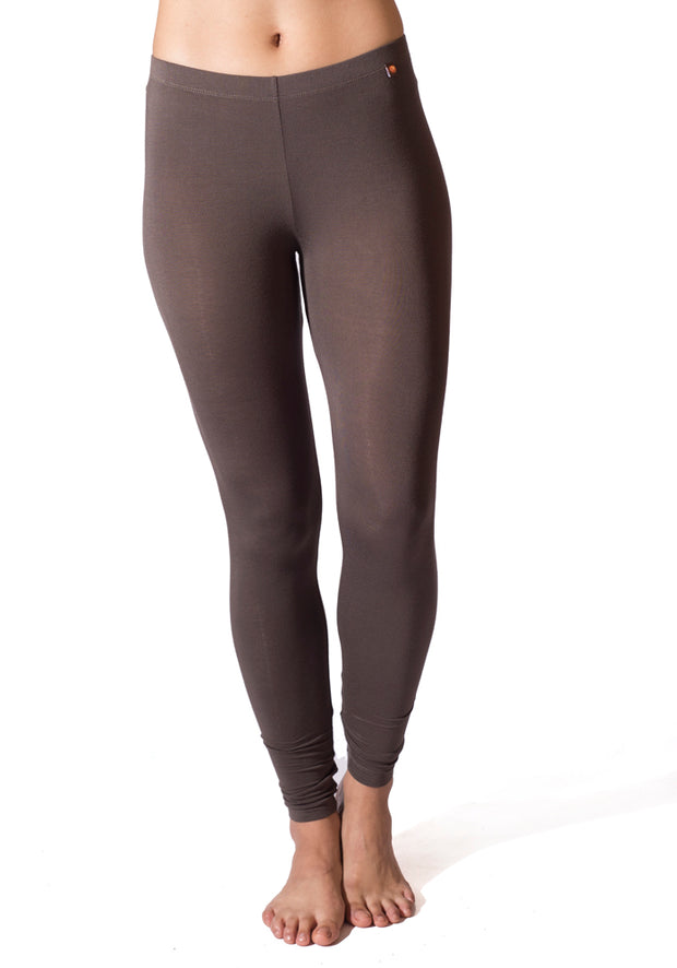 Aloe Vera Leggings - CARROT BANANA PEACH