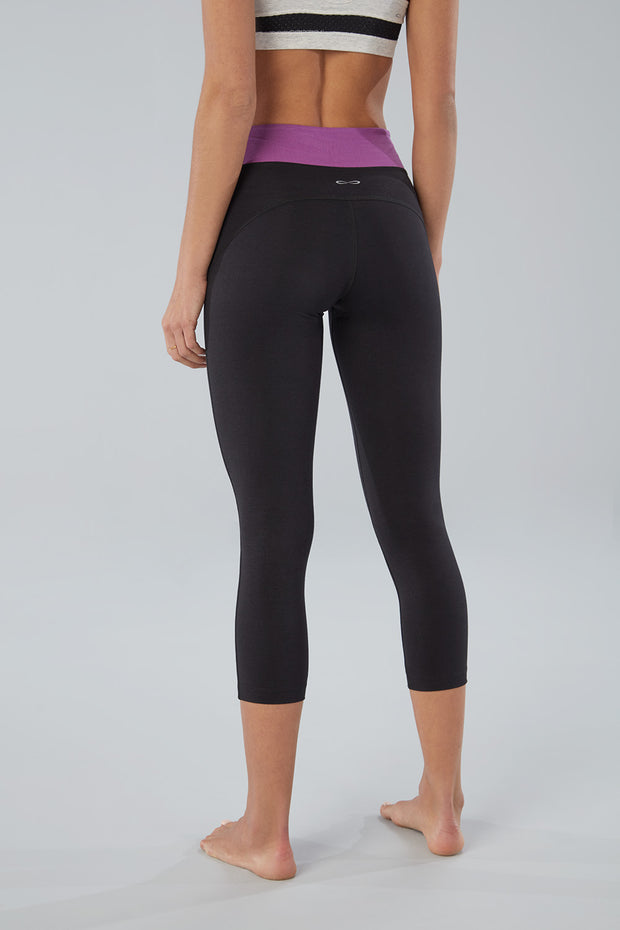 High Density Bambus Yoga Capri