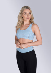 Bamboo Ventilation Hot Yoga Bra