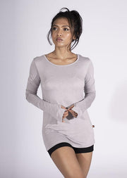 Pure Bamboo Long Sleeve T-Shirt