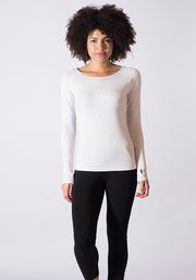 Bambou Long Sleeve Fitness T