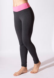 Leggings de yoga de bambú