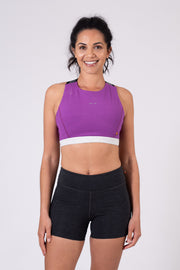 Bamboo X Back Hot Yoga Bra