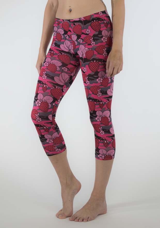 Pantalon court de yoga léger