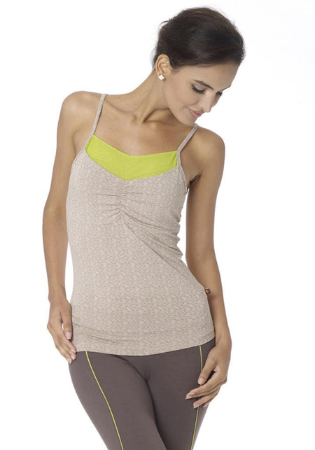 Bamboo Tear Drop Motion Tank