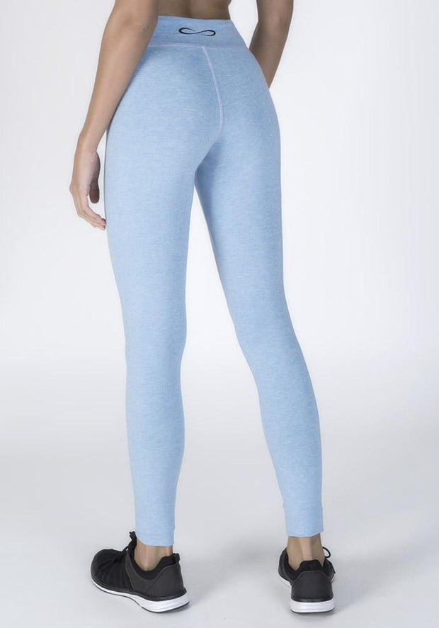 Denim Heather Bamboo Yoga Leggings