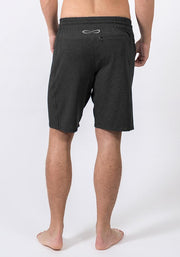 Bamboo Classic Yoga Shorts - CARROT BANANA PEACH