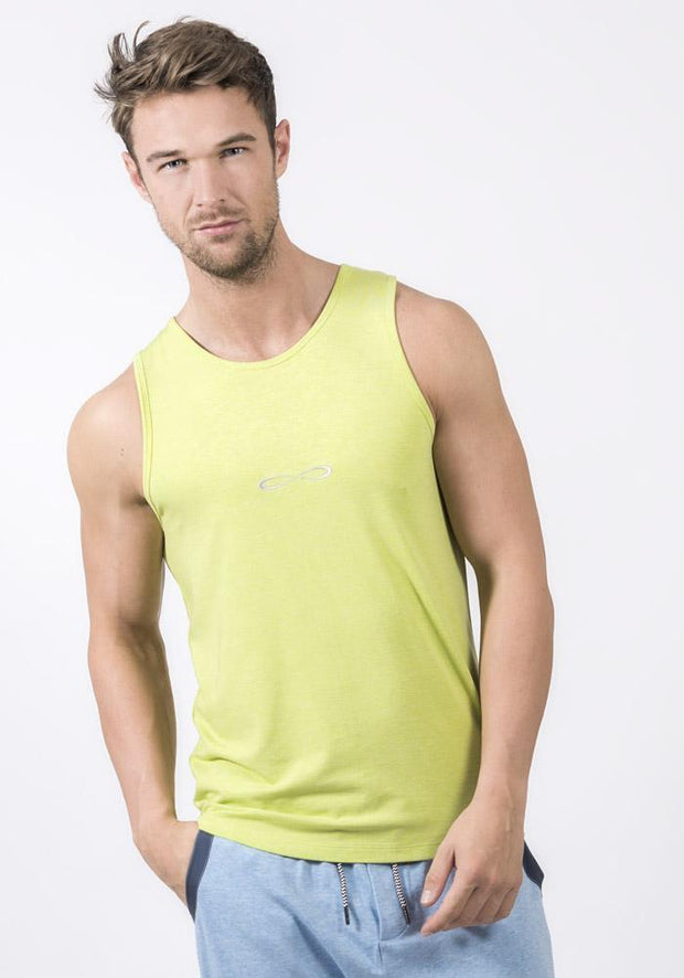 Apple Heather Bamboo Fitness Tank