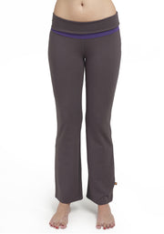 Bamboo Roll Down Yoga Pant