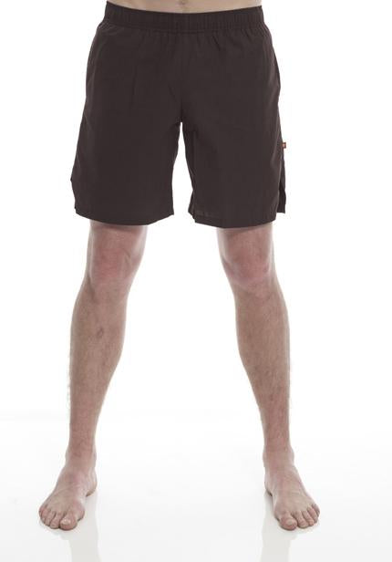 Organic Cotton Poplin Runners Shorts