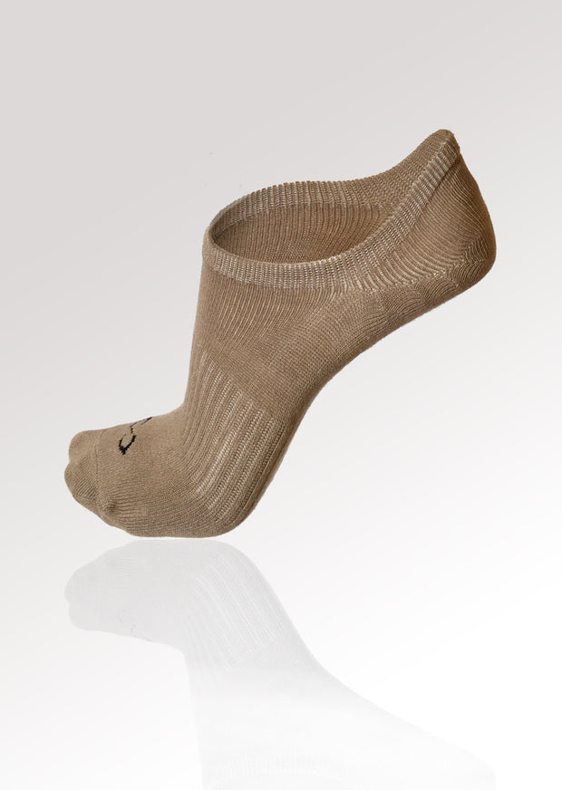 Bamboo Trainer Sock 3 Pack
